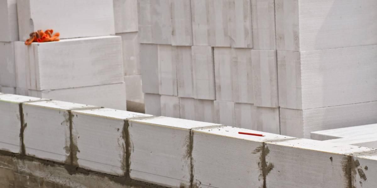 Aircrete Blocks