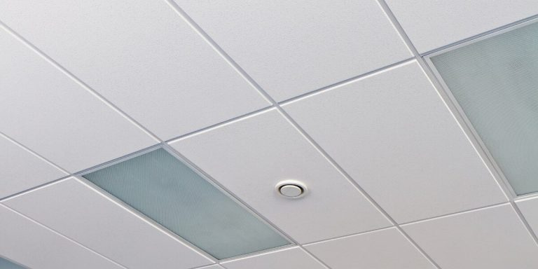 Fire-Rated Ceiling Tiles