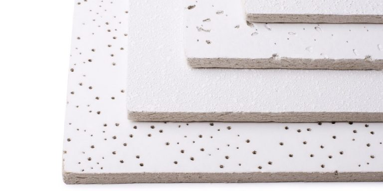 Perforated Acoustic Ceiling Tiles