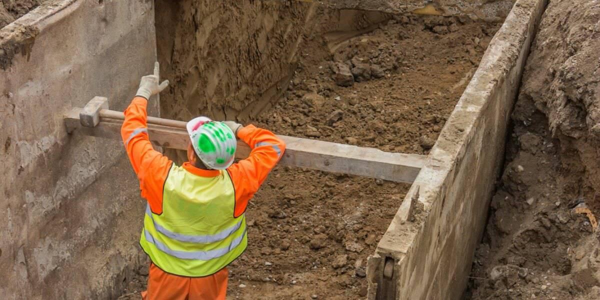 Shoring Excavation