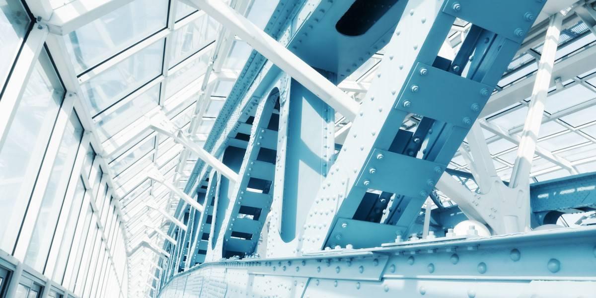 Steel Bridge Detail