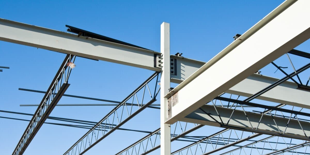Steel Beams and Trusses