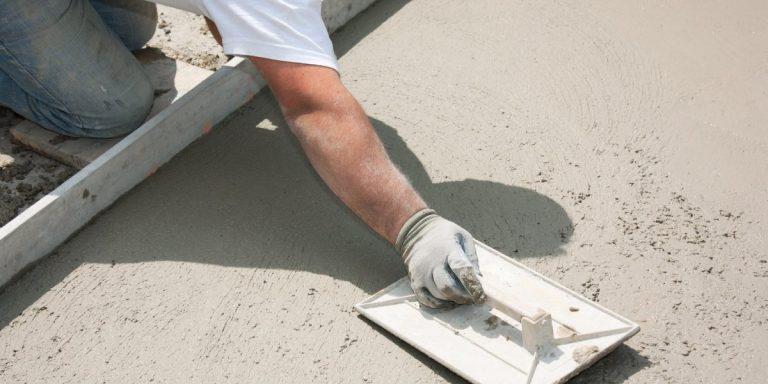 Concrete Trowel Mix