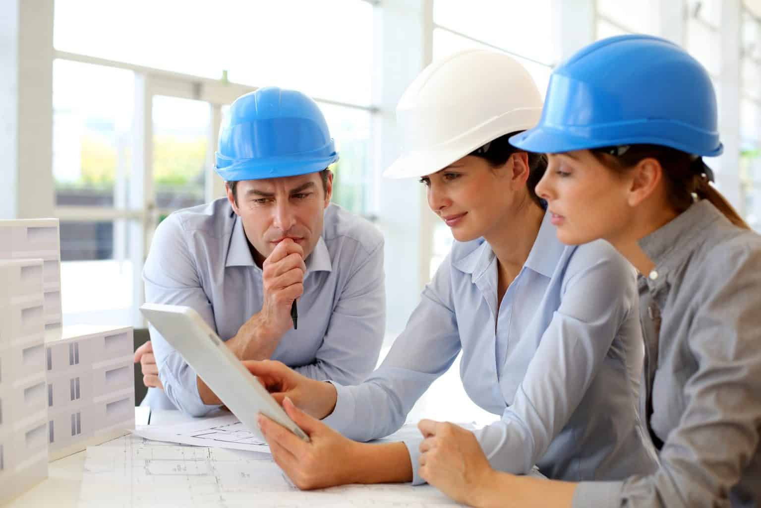 Civil Engineers as Construction Managers