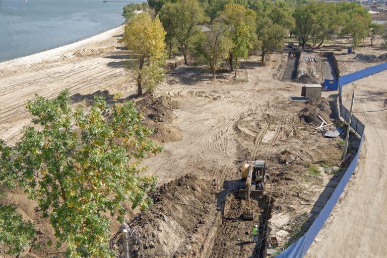 Construction Soil Erosion