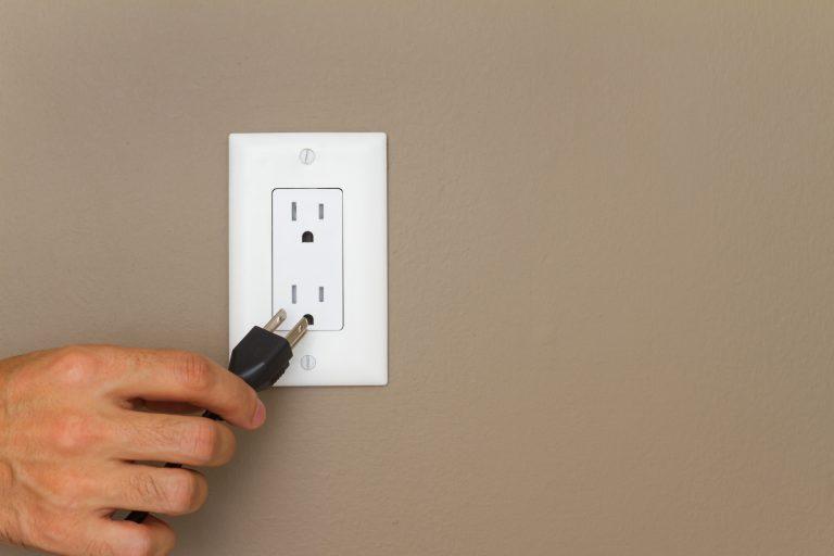 Tamper Proof Outlet