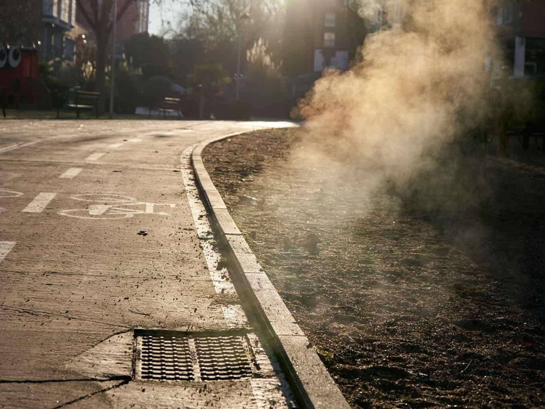 Hot City Sewer